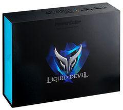 Powercolor RX 5700XT Liquid Devil 8.0 GB OC  High End видеокарта