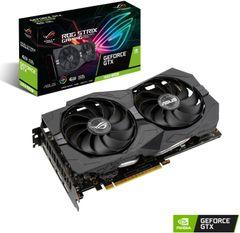ASUS ROG STRIX GeForce GTX 1660 SUPER Gaming 6.0 GB OC  Mid Range видеокарта