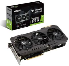 ASUS TUF GeForce RTX3080 GAMING OC TUF-RTX3080-O10G-GAMING