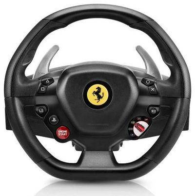 Thrustmaster T80 Ferrari 488 Gtb Edition Ps4 Kompatibel Mit Ps5 Spielen Buy
