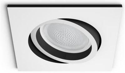 Philips Hue White /& Color Ambiance Centura Einbauspot eckig aluminium Bluetooth
