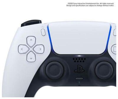 Sony Playstation 5 Dualsense Ps5 Controller Weiss Kaufen